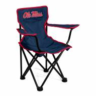 Mississippi Rebels Toddler Folding Chair
