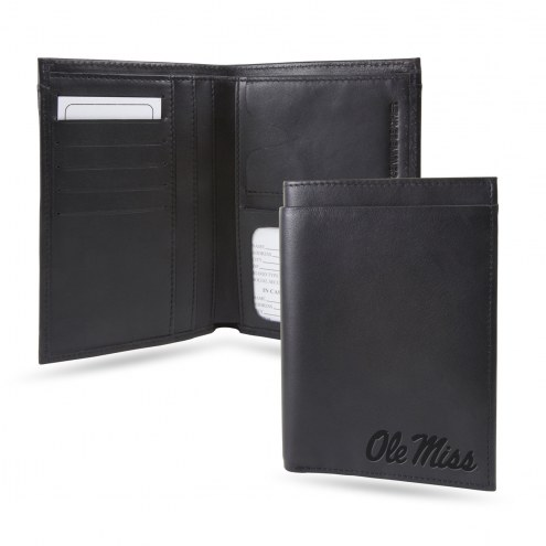 Mississippi Rebels Traveling Team Passport Wallet