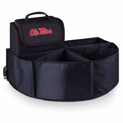 Mississippi Rebels Trunk Boss Trunk Organizer