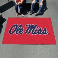 Mississippi Rebels Ulti-Mat Area Rug