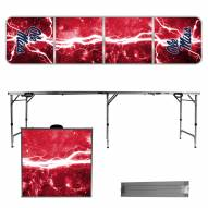 Mississippi Rebels Victory Folding Tailgate Table