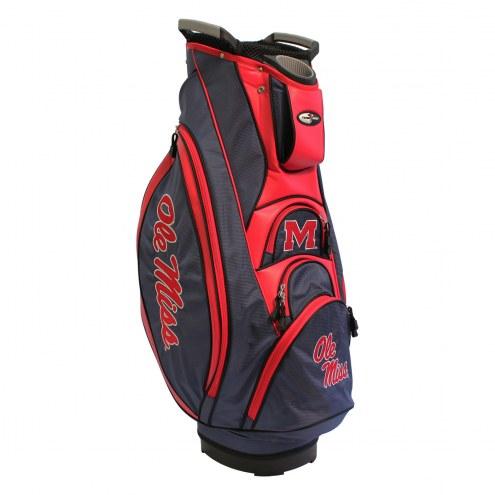 Mississippi Rebels Victory Golf Cart Bag