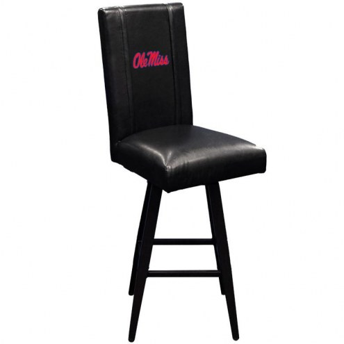 Mississippi Rebels XZipit Swivel Bar Stool 2000