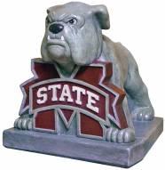 """Mississippi State """"Bulldog"""" Stone College Mascot"""