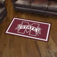 Mississippi State Bulldogs 3' x 5' Area Rug
