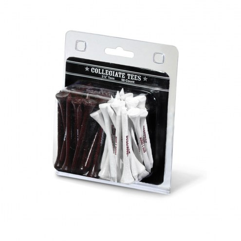 Mississippi State Bulldogs 50 Golf Tee Pack