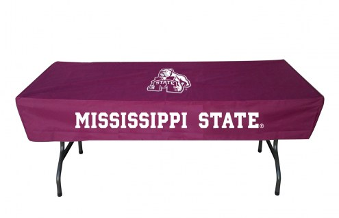 Mississippi State Bulldogs 6' Table Cover