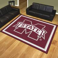 Mississippi State Bulldogs 8' x 10' Area Rug