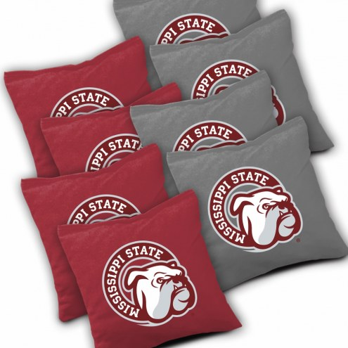 Mississippi State Bulldogs Cornhole Bags