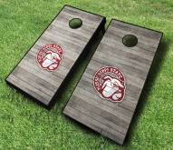 Mississippi State Bulldogs Cornhole Board Set