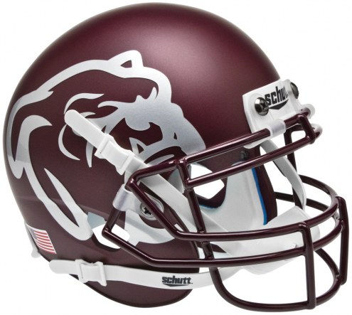 Mississippi State Bulldogs Alternate 2 Schutt XP Collectible Full Size Football Helmet
