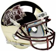 Mississippi State Bulldogs Alternate 3 Schutt Mini Football Helmet
