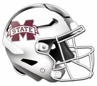 Mississippi State Bulldogs Authentic Helmet Cutout Sign