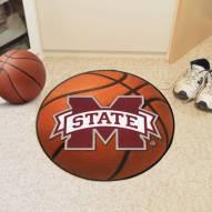 Mississippi State Bulldogs Basketball Mat