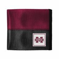 Mississippi State Bulldogs Belted BiFold Wallet