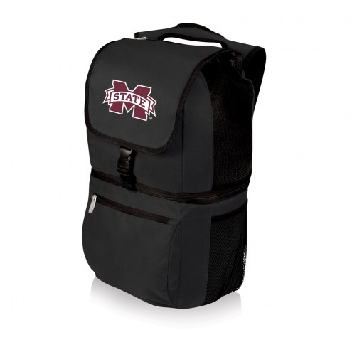 Mississippi State Bulldogs Black Zuma Cooler Backpack