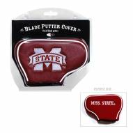 Mississippi State Bulldogs Blade Putter Headcover