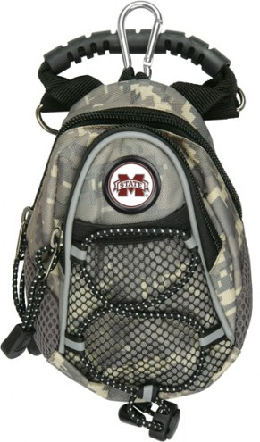 Mississippi State Bulldogs Camo Mini Day Pack