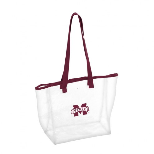 Mississippi State Bulldogs Clear Stadium Tote