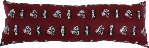 """Mississippi State Bulldogs 20"""" x 60"""" Body Pillow"""