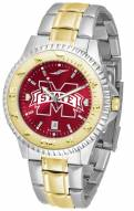 Mississippi State Bulldogs Competitor Two-Tone AnoChrome Men's Watch