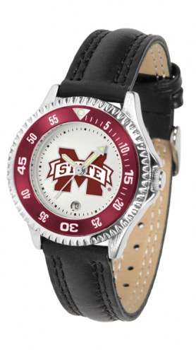 Mississippi State Bulldogs Competitor Women's Watch