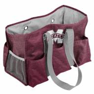 Mississippi State Bulldogs Crosshatch Weekend Bag