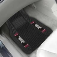 Mississippi State Bulldogs Deluxe Car Floor Mat Set