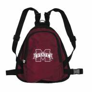 Mississippi State Bulldogs Dog Mini Backpack