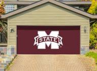 Mississippi State Bulldogs Double Garage Door Banner