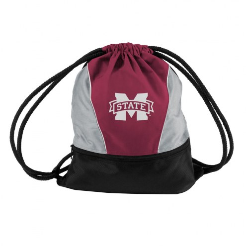 Mississippi State Bulldogs Drawstring Bag