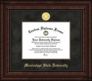 Mississippi State Bulldogs Executive Diploma Frame