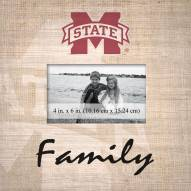 Mississippi State Bulldogs Family Picture Frame