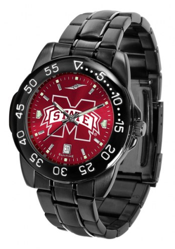 Mississippi State Bulldogs Fantom Sport AnoChrome Men's Watch