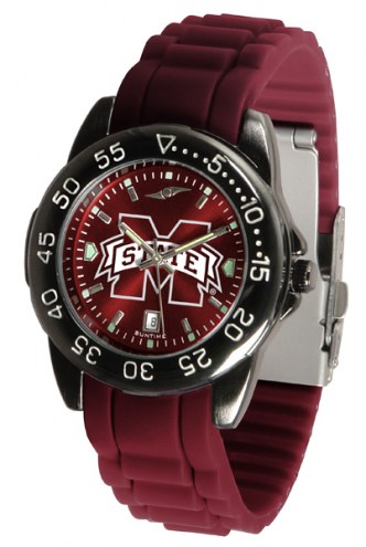 Mississippi State Bulldogs Fantom Sport Silicone Men's Watch