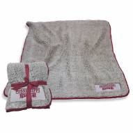 Mississippi State Bulldogs Frosty Fleece Blanket