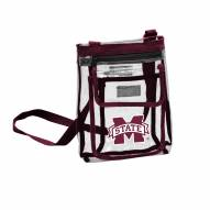 Mississippi State Bulldogs Gameday Clear Crossbody Tote