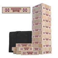Mississippi State Bulldogs Gameday Tumble Tower