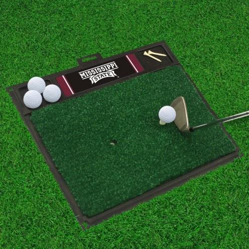 Mississippi State Bulldogs Golf Hitting Mat