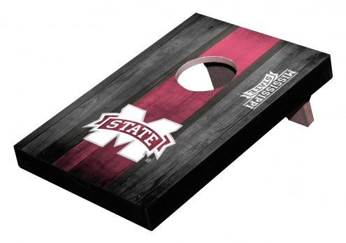 Mississippi State Bulldogs Table Top Cornhole