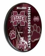 Mississippi State Bulldogs Digitally Printed Wood Sign