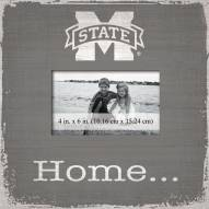 Mississippi State Bulldogs Home Picture Frame