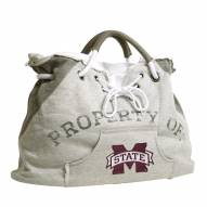 Mississippi State Bulldogs Hoodie Tote Bag