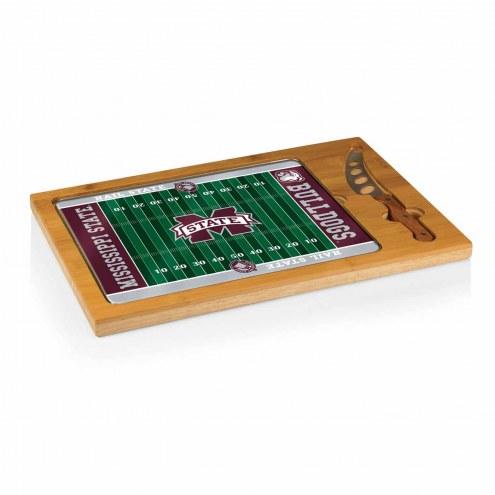 Mississippi State Bulldogs Icon Cutting Board