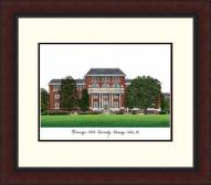 Mississippi State Bulldogs Legacy Alumnus Framed Lithograph