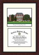 Mississippi State Bulldogs Legacy Scholar Diploma Frame