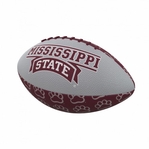 Mississippi State Bulldogs Mini Rubber Football