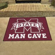 Mississippi State Bulldogs Man Cave All-Star Rug