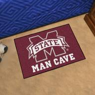 Mississippi State Bulldogs Man Cave Starter Mat