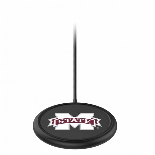 Mississippi State Bulldogs mophie Charge Stream Pad+ Wireless Charging Base